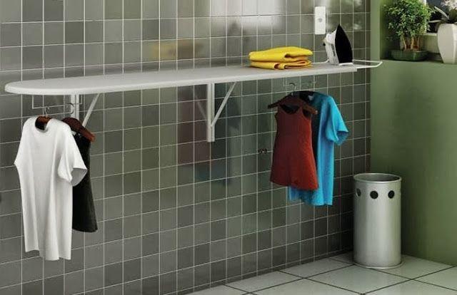 Tábuas de passar roupa