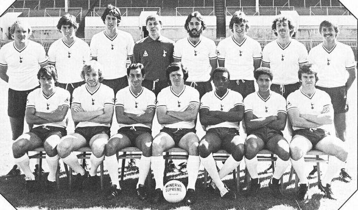 Spurs 80/81