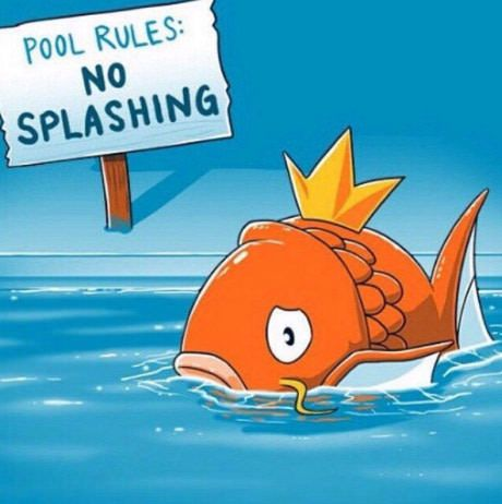 magikarp meme for pinterest - photo #24