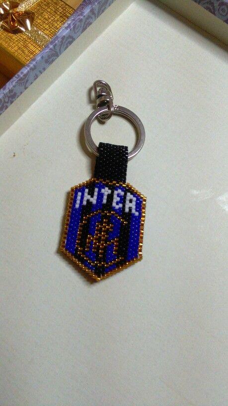 Portachiavi INTER ( fronte )