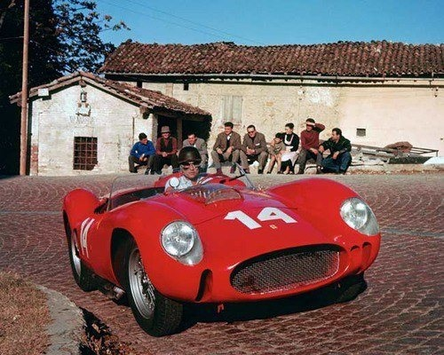 Phil Hill Ferrari 250 TR · Ferrari AutoSports CarsRace ...