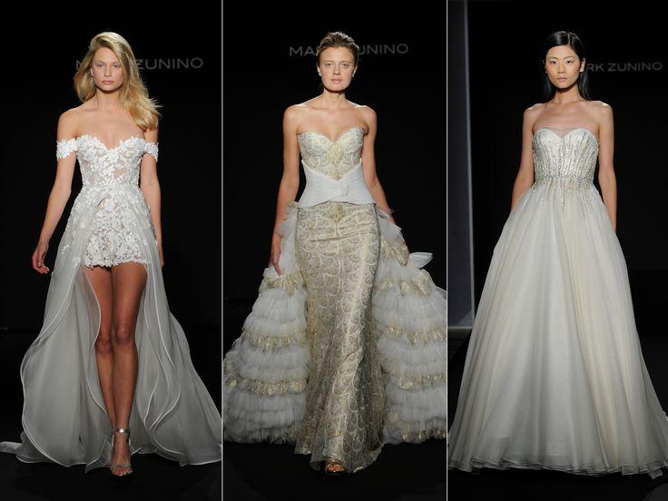 25+ Best Ideas About Dramatic Wedding Dresses On Pinterest