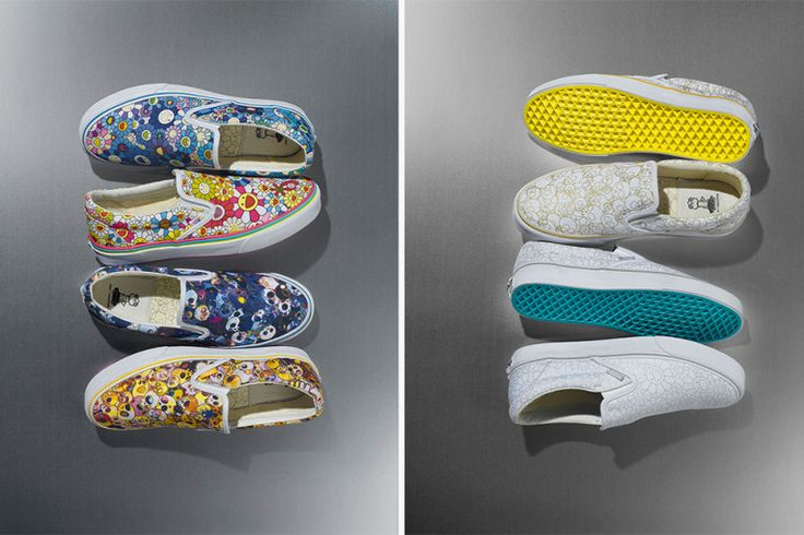 New colection 2015 Vans x Takashi Murakami