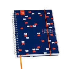 Cuaderno Azul