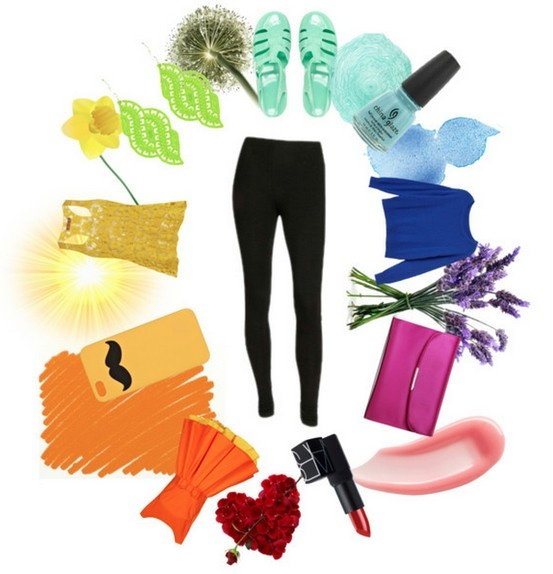 How to wear your Betty Basic Leggings http://www.sundaybest-fashion.com/products/betty-basics-leggings/