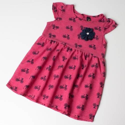 Foto 1 - Vestido Baby Duduka Premium  101df9201b8c7