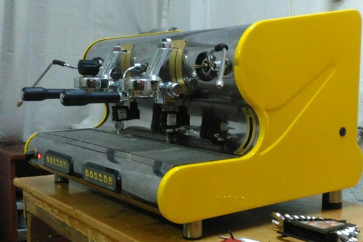 Second hand espresso machines , Fiorenzato fenice , like new