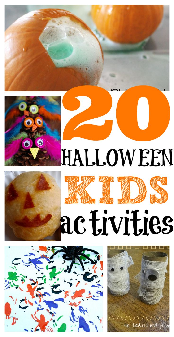 halloween crafts or games