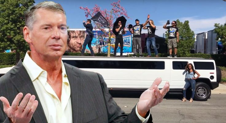 Vince McMahon was not happy about The Bullet Club's Raw 'invasion'