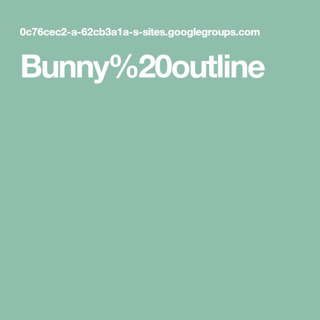 Bunny%20outline