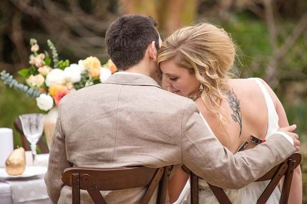 Romantic French Country Chic Wedding Shoot | Amy Allen Photography | See More!  http://heyweddinglady.com/french-country-chic-wedding-style/