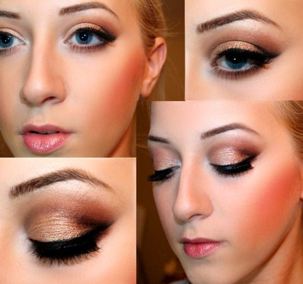 makeup for deep set hooded eyes how to