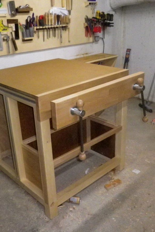 Woodworking Bench Plans Design No 13616 Small Woodworking Bench