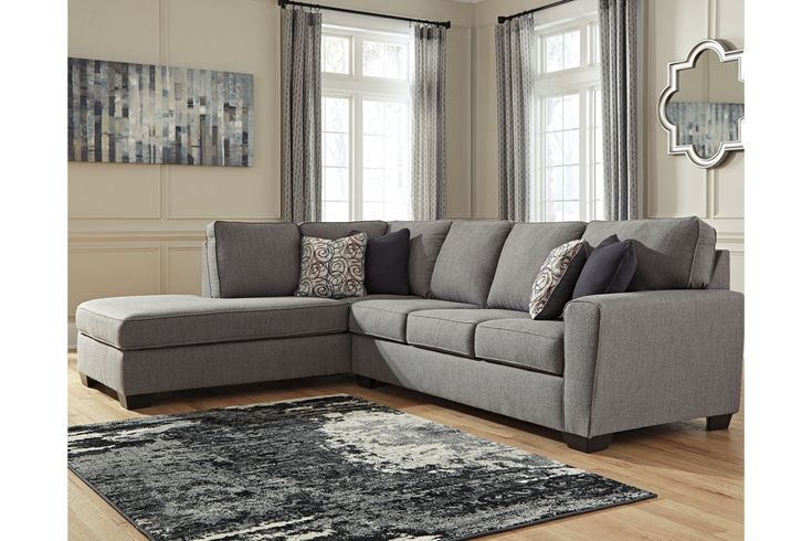 Larusi 2 Piece Sectional With Chaise