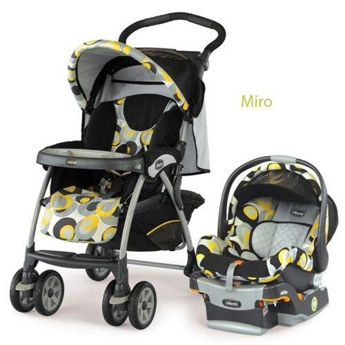 Chicco Keyfit  Infant Car Seat Patterns