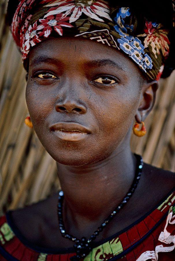 Mujer de Mali                                                                                                                                                                                 Más