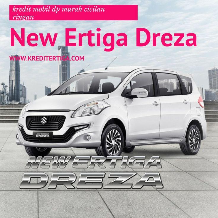 Kredit Suzuki New Ertiga, Kredit ertiga dreza dp murah cicilan ringan