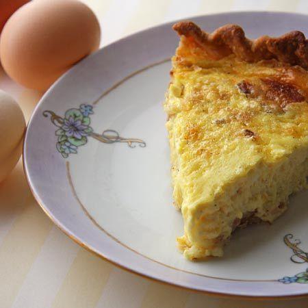 The 25 Best Quiche Lorraine Recipe Ideas On Pinterest