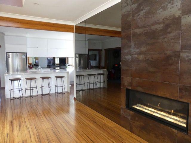 DecoGlaze™ Mirror Wall Panelling