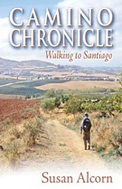 Susan Alcorn (aka backpack45): Trekking the John Muir Trail, Camino de Santiago, Pacific Crest Trail, Pilgrimage Routes in France, backpacking. Home of Shepherd Canyon Books