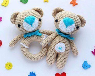 Amigurumi Rattle Free Pattern : Best háčkování návody zdarma free pattern crochet images on