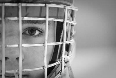 Southeastern Wisconsin Photographer - Bretari Photography - Senior Hockey Shoot