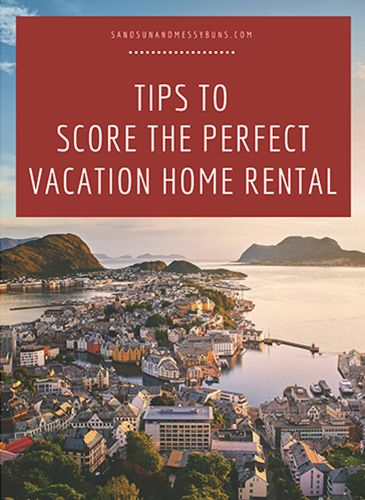 Did you know it usually costs LESS to rent a home vs. getting a hotel room? Tips to score the perfect rental home for your next vacation. #airbnb #vacationrentaltips #vacationrentals
