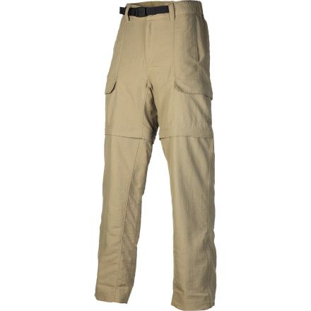 The North Face Paramount Valley Convertible Pant - Men's - Dune Beige