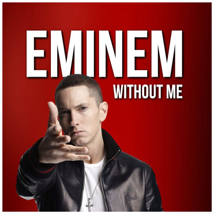 Without Me is by Eminem,the American rapper,record producer and actor. In the US the song reached a peak of number 2 on the Billboard Hot 100 Chart in 2002. #Eminem #rap #rapmusic #Pop #PopMusic #Music #singer #songwriter