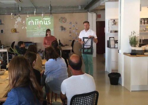 Aprendemos más sobre materiales y innovaciones en la cocina #Miinus #estilonordico #cocina #marcafinlandesa #Nordic
