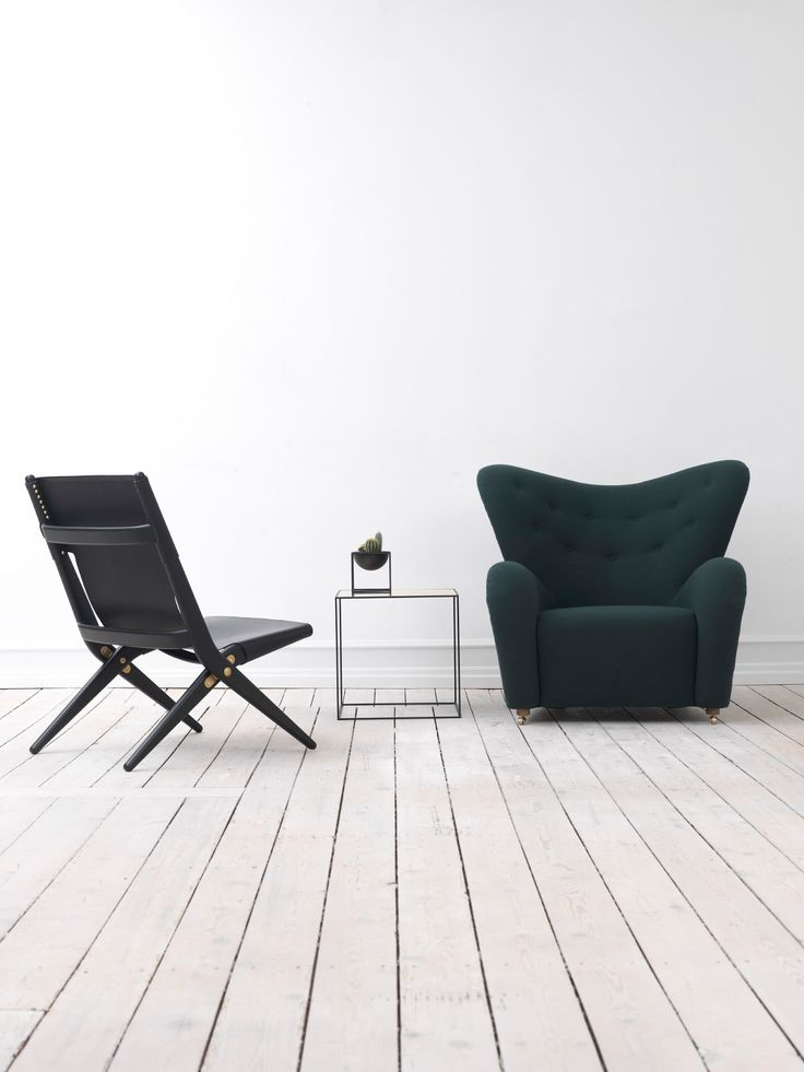 Nordic Blends: The Tired Man and Saxe: new chairs By Lassen Sprin...