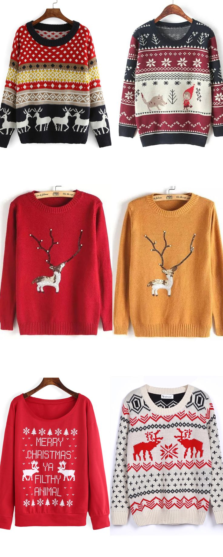 Ugly & Funny & Cute Christmas Sweaters, This Gonna be not cold this winter anymore!