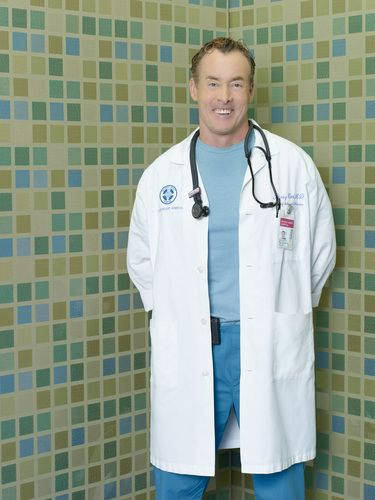 John C. McGinley Photo: Scrubs Season 9
