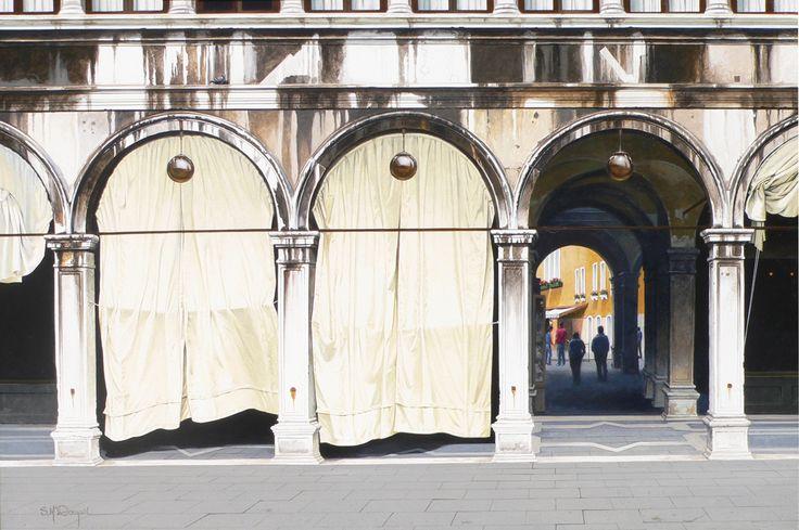 The Passage - Venice 60cm x 90cm