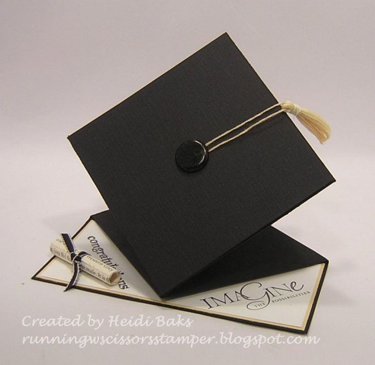 Graduation card - so cute!