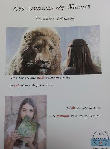 """Bárbara es """"El sobrino del mago"""""""
