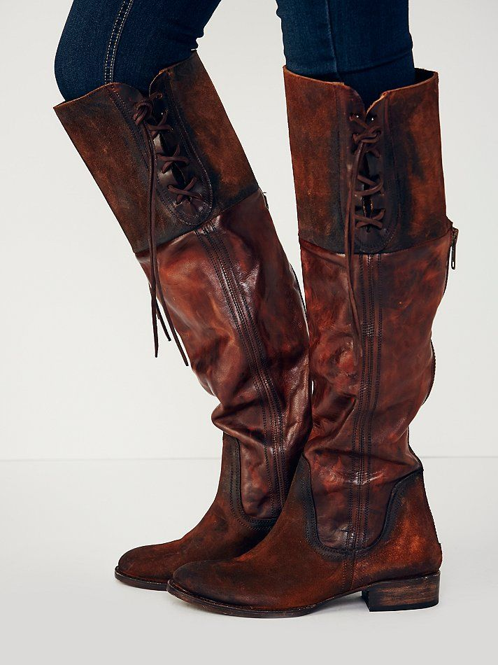 Freebird by Steven Shoreworn Tall Boot at Free People Clothing Boutique