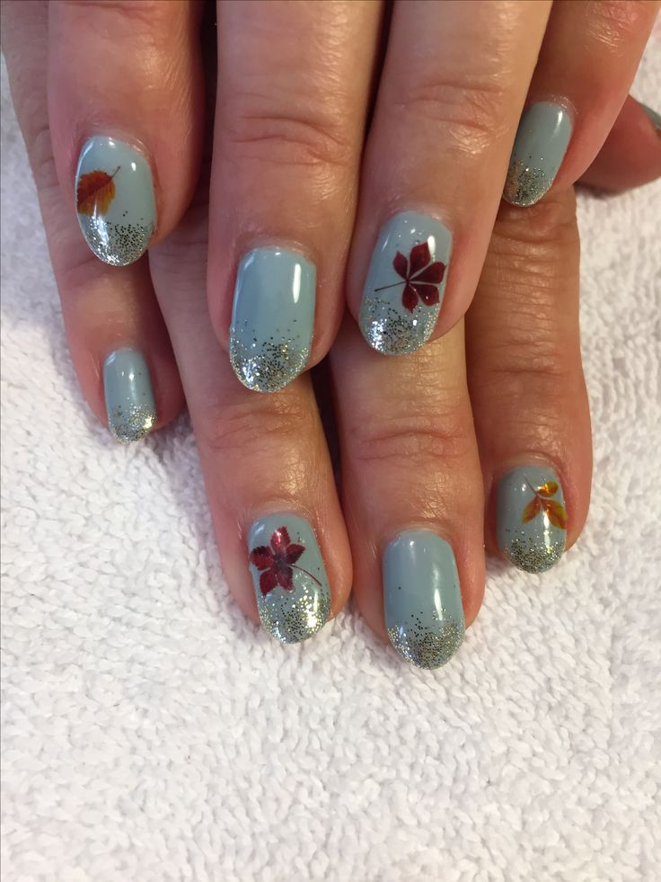 17 Best ideas about Fall Gel Nails on Pinterest | Finger nails ...