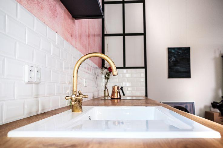 Arbeitsplatte aus Eichenholz \/ Design by BendaundLux Berlin - reddy k chen sindelfingen