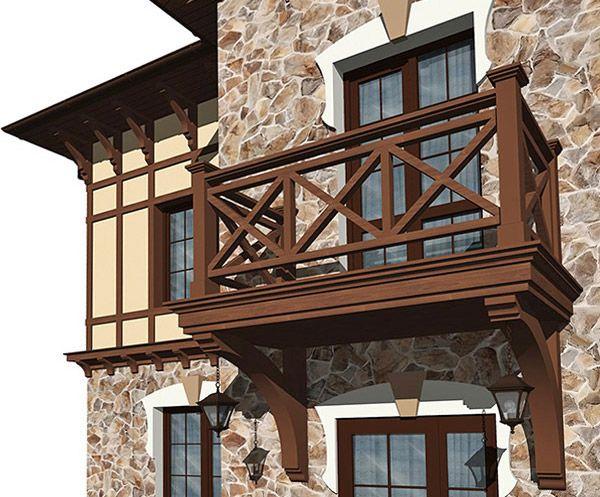 деревянные ограждения балконов и террас: 18 тыс изображений найдено в Яндекс.Картинках