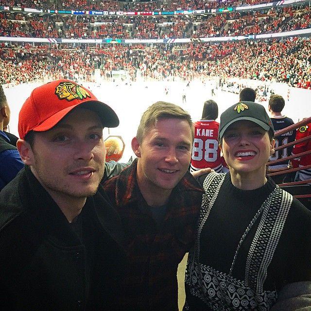 Sophia Bush, Jesse Lee Soffer and Brian Geraghty