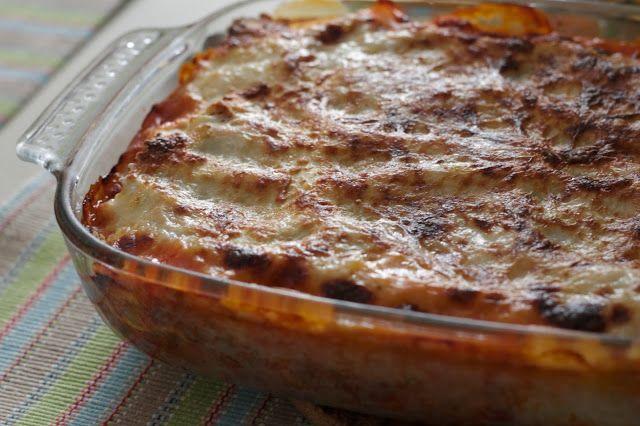Dal ricettario di Roberta: Lasagne senza glutine!!!!!! Ma che bontà!