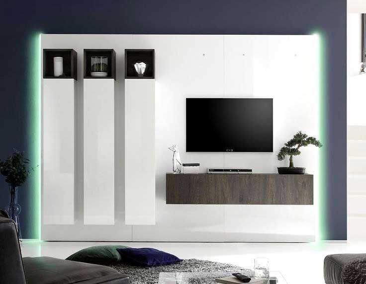 Meuble Tv Design Lumineux Meuble Tv Et Table Basse Pas Cher Belle Meuble Design Italien Frais Of Meu En 2020 Meuble Tv Design Meuble Tv Et Table Basse Meuble Design