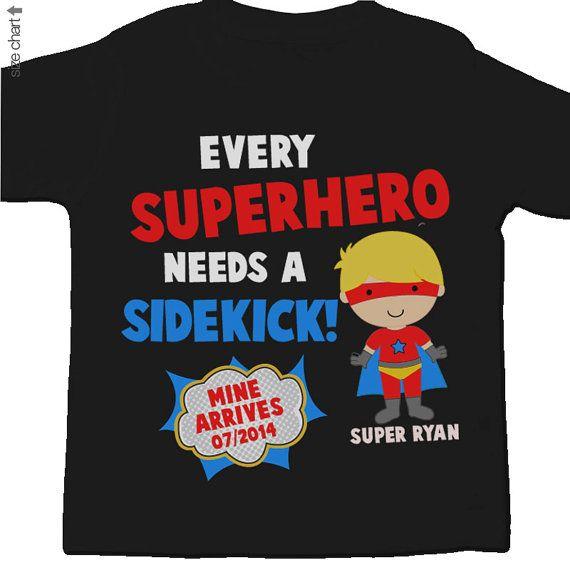 Big brother superhero of grote broer om zwangerschap door zoeysattic
