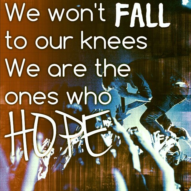 Hope - We Came As Romans   Take Action, Stay Inspired ...