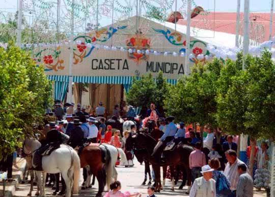 La Feria de Osuna se constituyó como feria de ganado por la Real Resolución del rey Carlos IV de 1803. Con el paso del tiempo se fue transformando en un evento festivo, por lo que constituye una de las más antiguas de España.
