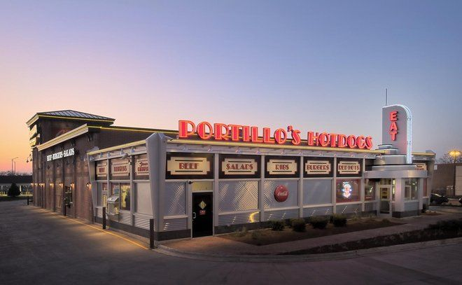 Portillo's has announced that The Corridor in Brookfield will be the location of the Chicago-based company's first restaurant in Wisconsin. Pictured is one of the company's restaurants in Bolingbrook, Ill.