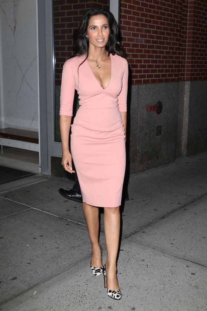 Padma Lakshmi Has a Night Out in New York