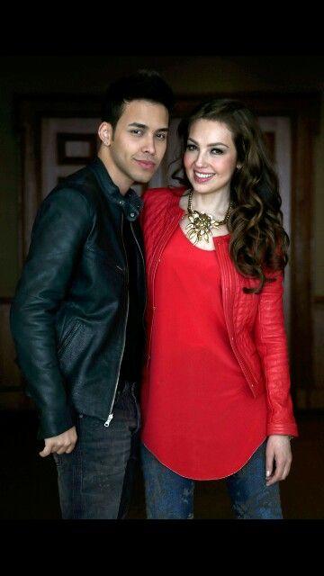 Hispanic dating a white girl