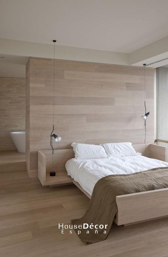 34 Cool Minimalist Bedroom Design Ideas 34